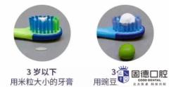 东莞儿童口腔保健:婴幼儿