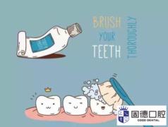 东莞牙科医院:宝宝换牙时