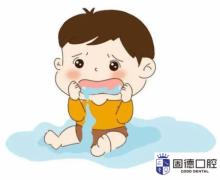 东莞口腔医院:3个月宝宝流