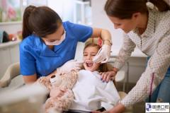 樟木头儿童牙齿矫正:孩子1